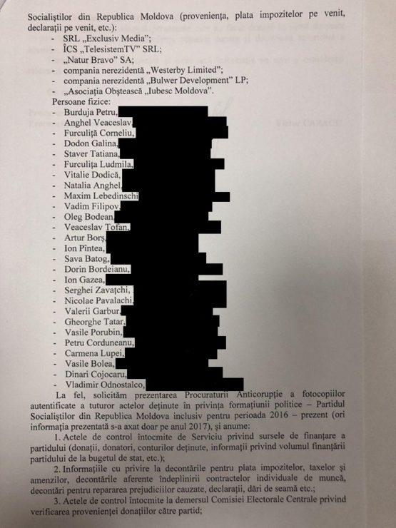 Imagini pentru listă de 29 de persoane, inclusiv deputați socialiști, pe care le vor audia în cadrul renumitului dosar privind finanțarea ilegală din exterior a Partidului Socialiștilor, prin intermediul unui off-shore din Bahamas, în 2016