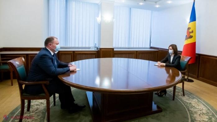 Premierul Ciocoi - în Turcia, președintele Maia Sandu - în Italia