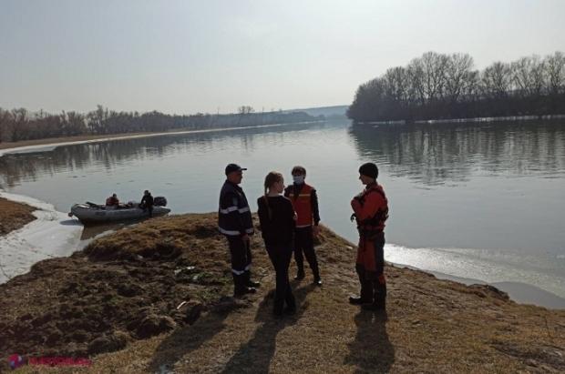 Cadavrul fetiței de 12 ani, care s-a înecat în Nistru pe 23 februarie curent, a fost găsit abia acum: Era pe malul râului Nistru, într-o stare avansată de putrefacție