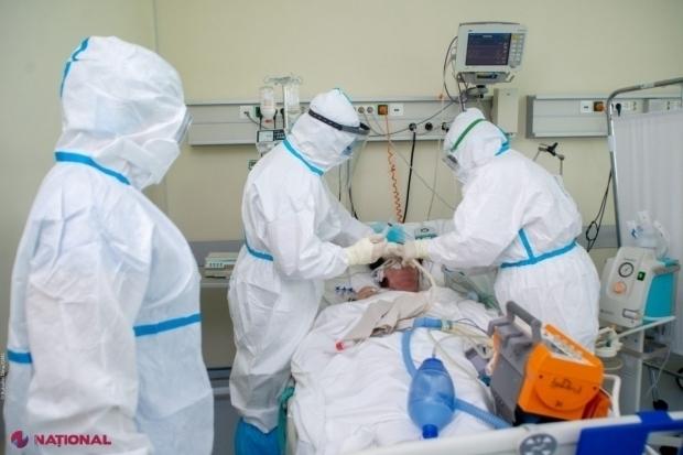 CORONAVIRUS // Un nou ANTIRECORD de decese și 1 505 cazuri noi de COVID-19 în ultima zi