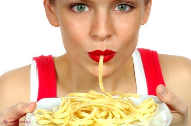 spaghete pentru a pierde în greutate