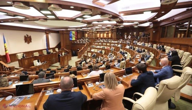 """PAS anunță """"MAJORITATE parlamentară ABSOLUTĂ"""", BCS merge în opoziție, iar Partidul """"Șor"""" s-a declarat în """"opoziție constructivă"""": Cine va conduce cele trei fracțiuni parlamentare"""