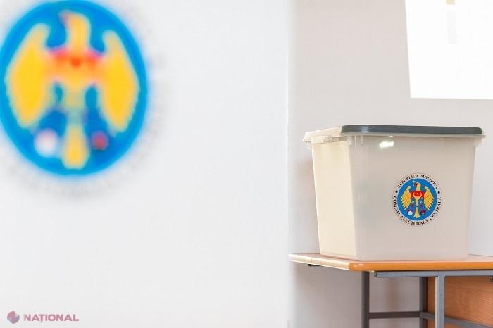 Locuitorii din șapte localități ale R. Moldova, chemați la urne să-și aleagă primarii