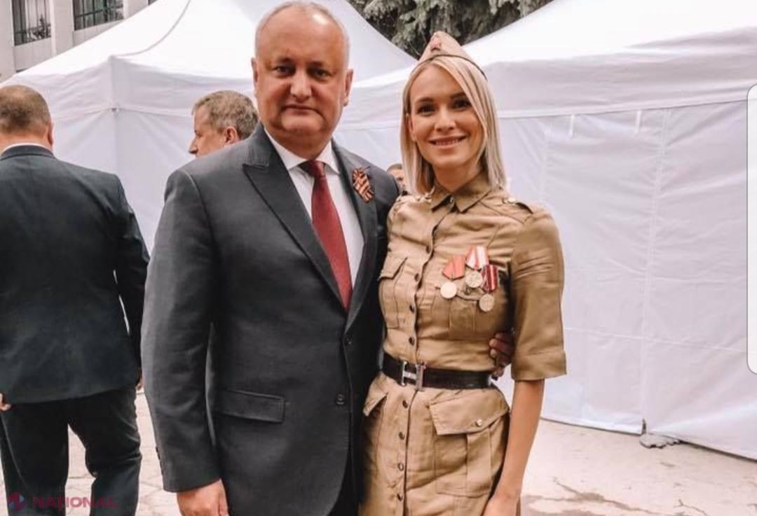 """Olia Tira CONTRAATACĂ: """"Solicit dovezi că sunt cu adevărat AMANTA ex-președintelui țării, Igor Dodon"""""""