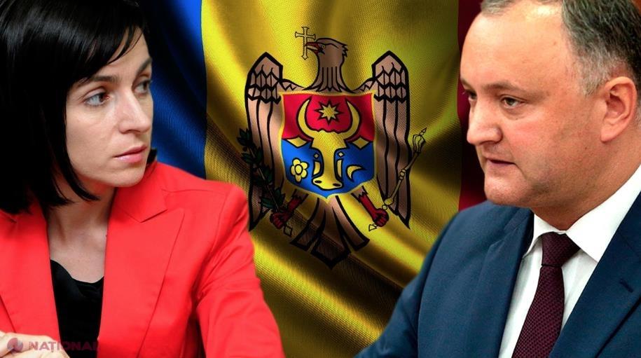 """Opinie de la București: """"Maia Sandu poate duce PAS la 51%. Dodon joacă pentru supraviețuire... PSRM și PCRM vor folosi """"SPERIETORILE"""" dure, dar dacă se va forma un """"VAL"""" pro-PAS la vot, atunci rezultatul lor va fi mult sub așteptări"""""""