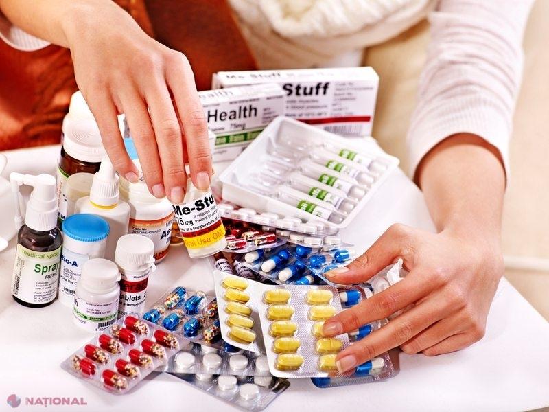 Medicament in caz de cistita