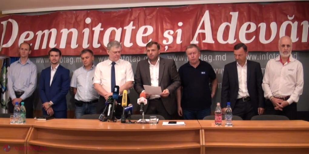 """Un fruntaș al Platformei Civice """"Demnitate și Adevăr"""", despre DETURNAREA  protestelor din 2016. """"Tâlhari de LUX din afara R. Moldova au decis  protestele"""""""