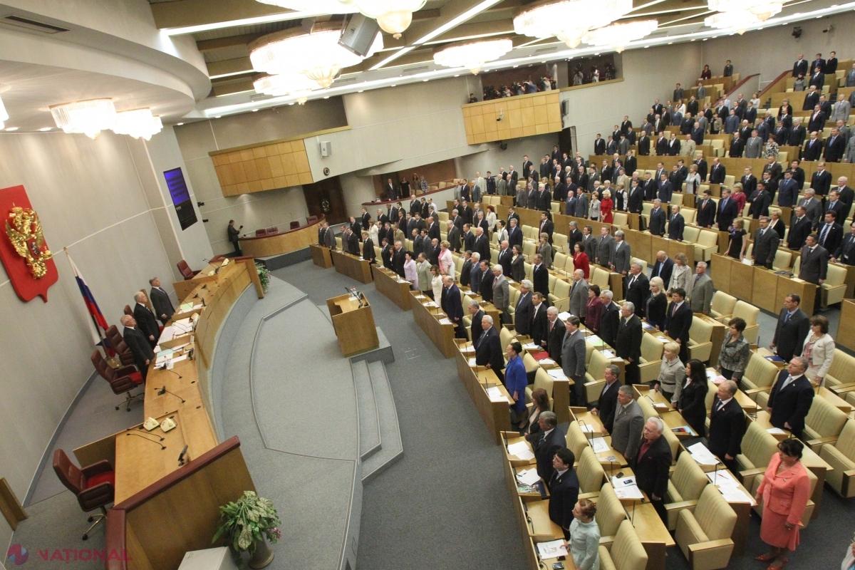 Rusia CALCĂ în picioare DEMONSTRATIV suveranitatea și INTEGRITATEA R. Moldova. Moscova le promite locuitorilor din Transnistria cetățenie RUSEASCĂ în regim simplificat și conexiune aeriană cu Tiraspolul