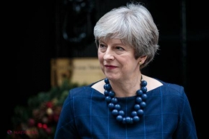 "Un ministru german se declară ""șocat"" de Theresa May"