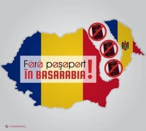 Protest // Fără pașaport în R. Moldova!