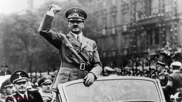 Cum a murit Hitler? După ce i-au analizat dinții, cercetătorii au descoperit cauza morții