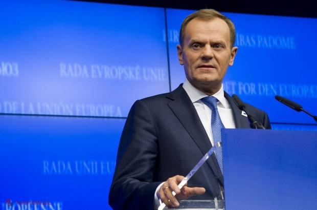 """Propunerea lui Donald Tusk pentru UE, care ar înlătura DEFINITIV monopolul """"Gazprom"""""""