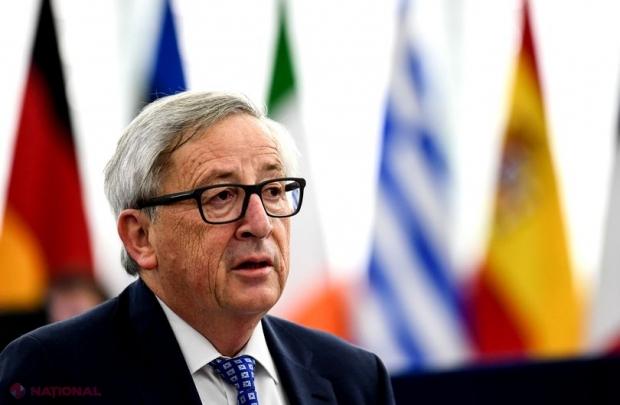 Jean Claude Juncker: Centenarul Unirii, un eveniment IMPORTANT pentru toată Europa