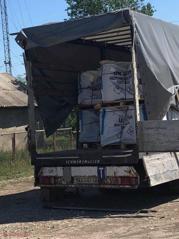 România a alocat SUTE de MII de euro pentru a scăpa R. Moldova de PESTICIDELE ucigașe