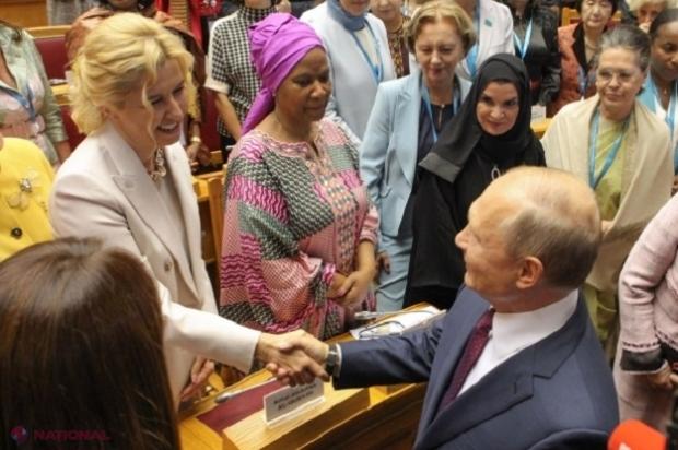 Intalnirea femeilor ruse)
