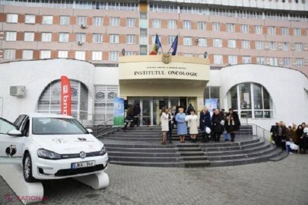Prima mașină ELECTRICĂ, în slujba unei instituții publice din R. Moldova