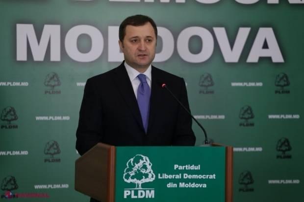 """""""Europa Liberă"""" // Vlad Filat: """"România reprezintă o soluţie în rezolvarea multor probleme cu care ne confruntăm"""""""