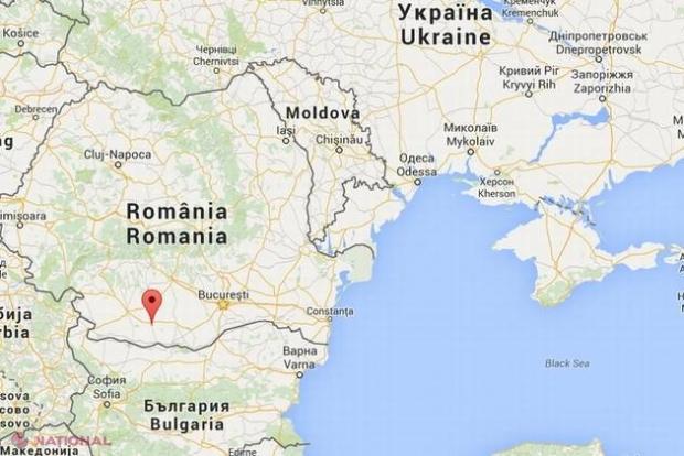 Punctul Rosu De Pe Harta Romaniei Rusii Ameninţă Că Nu Vor Ezita