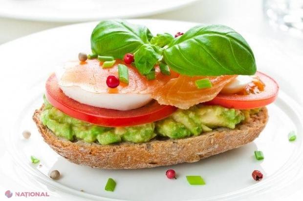 sandvișuri cu pierderi de grăsime sănătoase