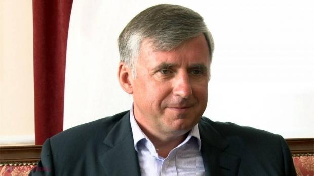 """ANUNȚUL lui Ion Sturza: """"Lansăm o platformă largă civică numită Moldova Deschisă"""""""