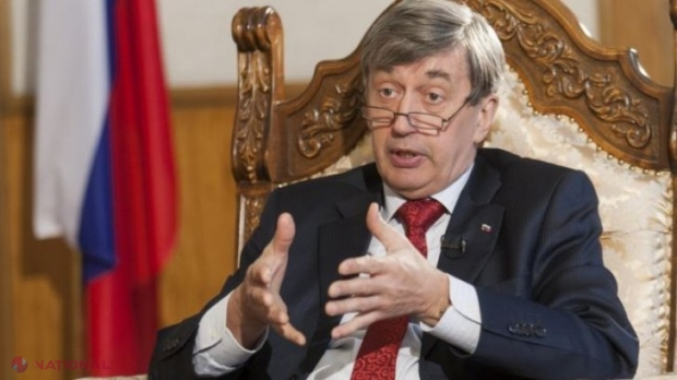 Ambasadorul Rusiei la București, chemat de urgență la MAE să dea explicații pentru atacul la Custodele Coroanei